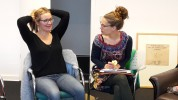 Impressionen vom  VDD-Juniorworkshop